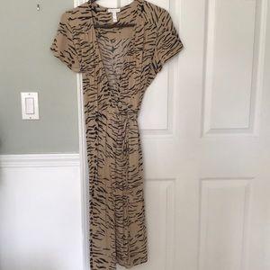 Wrap dress, Leith